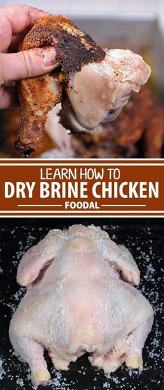 Are ready for the meatiest, juiciest, bird meat that you've ever had? Looking for that perfect crispy skin? Are your poultry dishes coming out too dry? We have the answer. Try dry brining. It's easy, simple, and guaranteed to lock in flavor and juices where they need to be. Read more now.