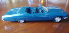1970 Pontiac Bonneville Convertible promo model Promotional Model, Pontiac Bonneville, Pontiac Grand Prix, Train Car, Plastic Models, Scale Models, Hot Wheels, Diecast, Convertible
