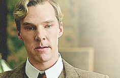 #sadbatch gif - Benedict Cumberbatch