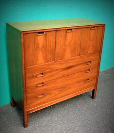 Midcentury Modern Storage Dresser from the Janus by at1stsight, $800.00