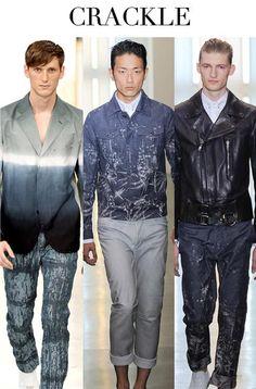 Denim Trends in Menswear-Fall/Winter 2014/2015 by Trend Council | 3