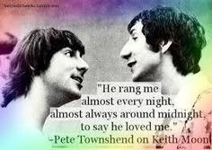 Pete Townshend on Keith Moon