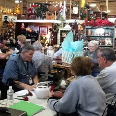 The Brass Armadillo Free antique Appraisal Event was a smashing success! For info on our next seminar, call (888) 847-5260