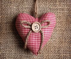 Hand crafted heart