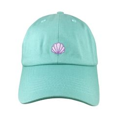 Mermaid Shell Dad Hat – Whosits & Whatsits