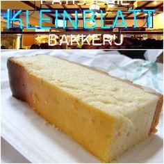 Cheesecake de chez KleinBlatt - Anvers