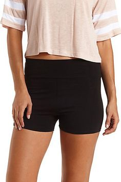 """""""I always pull on a pair of 'safety' micro bike shorts whenever I wear skirts. It allows you to do whatever you want in a skirt, without the fear of flashing anyone."""" — Jinnie Lee, staff writer"""