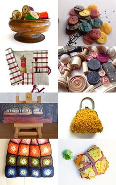 Lets get Crafty.. by Sue on Etsy--Pinned with TreasuryPin.com