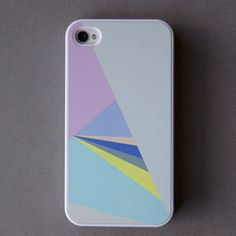 iPhone 4/4S Case White Pattern 4  by Campaz/Kwac