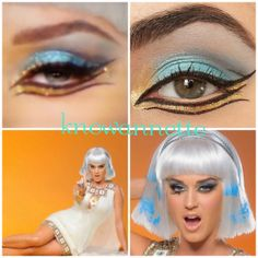 Editor's Pick of the Week goes to #Knowannette for this #KatyPerry #DarkHorseVideo inspired #makeup look! #video #tutorial #katycats #darkhorse