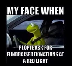 Pics For > Kermit Driving My Face When