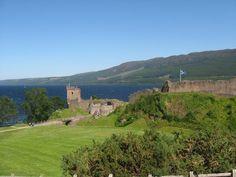 Fotografía: Kirsten Alvarado-HighLands Lago Ness, Golf Courses, Lakes, Edinburgh, Scotland, Circuit, Paths, Castles, Vacations