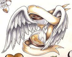 loooove...hourglass w/ wings