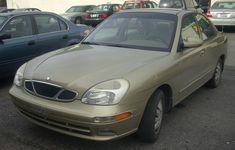 Daewoo Nubira sedan – 2000