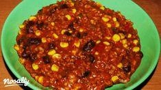 Mexikói chilis bab ínyenceknek | Nosalty Iranian Food, Molecular Gastronomy, Falafel, Poached Eggs, Prosciutto, Fennel, Food Presentation, Food Plating, Beets