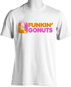 81d72d2b4 Funk and Go Nuts T Shirt Funny Jimmy Fallon Tonight Show Small to 6XL Big  Tall