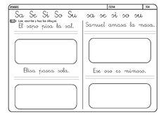 Related Pictures de lectoescritura fichas ejercicios escritura ...