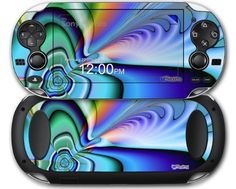 Discharge  Decal Style Skin fits Sony PS Vita ** Check out this great product.Note:It is affiliate link to Amazon.