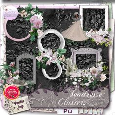 Tendesse Clusters by Josy Creations Available @ http://www.digi-boutik.com/boutique/index.php?main_page=product_info&cPath=22_245&products_id=10094