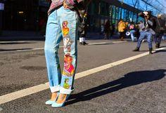 The Lady Posh » BLOG DE MODA « Fashion Blogger Argentina: 90's Trends • Patches «««