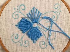 Awesome Most Popular Embroidery Patterns Ideas. Most Popular Embroidery Patterns Ideas. Simple Embroidery, Learn Embroidery, Crewel Embroidery, Cross Stitch Embroidery, Ribbon Embroidery, Kurti Embroidery, Embroidery Stitches Tutorial, Hand Embroidery Patterns, Embroidery Techniques