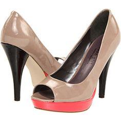 Madden Girl Olicia Heel. $42.26 #shoes #heels #footwear