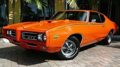 finest selection 3e582 aa970 1969 GTO Judge - Ram Air IV with cowl induction scoops and hood-mounted  tach.---reminds me of the movie