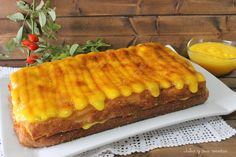bizcocho, bizcocho relleno, recetas con yema pastelera, receta de bica blanca rellena, Julia y sus recetas