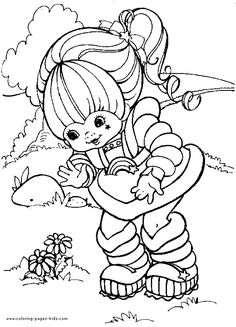 1000 images about Rainbow brite on Pinterest