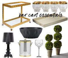 The Decorista-Domestic Bliss: How to create a stylish bar area...