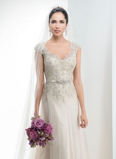 Maggie Sottero Carmen available to order at Bradgate Brides, Anstey, Leicestershire