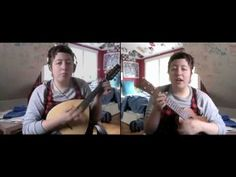 remix to ignition (ukulele / mandolin cover)
