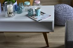 a coffee table, interior design Entryway Tables, Interior Design, Coffee, Furniture, Home Decor, Nest Design, Kaffee, Decoration Home, Home Interior Design