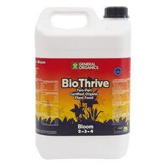 cool Abono Biológico para la Floración de GHE BioThrive Bloom (5L) Mas info: http://www.comprargangas.com/producto/abono-biologico-para-la-floracion-de-ghe-biothrive-bloom-5l/