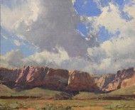 Bill Anton, Clouds and Cliffs
