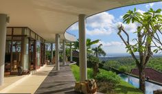 Villa Colonnade | 4 bedrooms | Jimbaran, Bali #swimmingpool #infinitypool #villa #bali