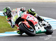 Blog Esportivo do Suíço:  Crutchlow vê Márquez cair e vence segunda no ano; Rossi é 2º