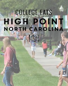 High Point University Food Guide on @thecollaboreat