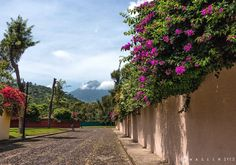 Somewhere in Antigua, Guatemala.