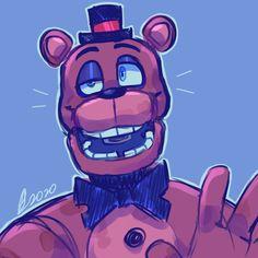 Fnaf 1, Anime Fnaf, Freddy S, Five Nights At Freddy's, Big Robots, Printable Pictures, Fnaf Characters, Fnaf Drawings, Freddy Fazbear