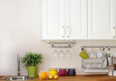 Como aproveitar melhor o espaço da cozinha pequena