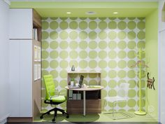 E-Clinic Interior / BONA Architects / @makarenkobona