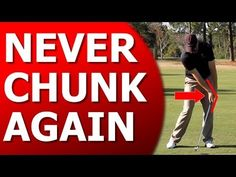 Never Chunk Again: How To Hit The Golf Ball Solid - YouTube