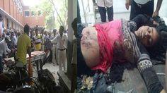 बिहार: छपरा कोर्ट में महिला ने किया विस्फोट, कई लोग घायल