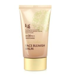 Best Korean BB No Makeup Face Blemish Balm Whitening Cream SPF 30 PA   50 Ml >>> To view further for this item, visit the image link.