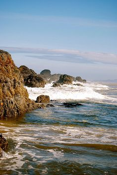 Seal Rock, Oregon Coast
