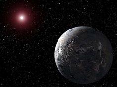 Descubren un exoplaneta gigante y extremadamente ligero