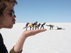 40 More Cool Optical Illusions in Photos