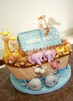 C❥KES, KIDS Baby Shower Cake