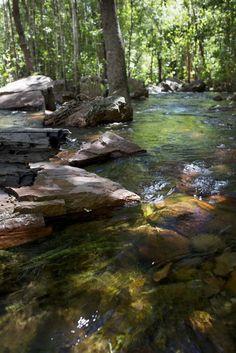 A creek - Picmia